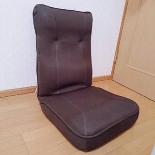 ニトリ(ニトリ)のニトリ 座椅子 ソファ 1人用 ブラウン(座椅子)
