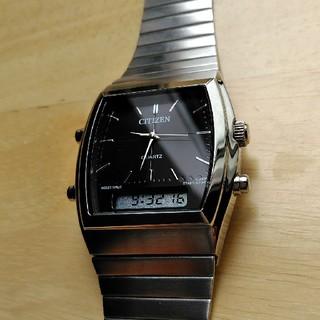 シチズン(CITIZEN)のシチズン 復刻アナデジ(腕時計(アナログ))