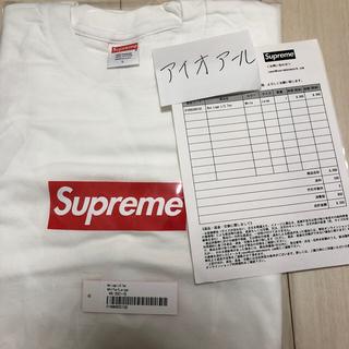 Supreme - Supreme BOX LOGO L/S Tee Lサイズ