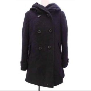 オゾック(OZOC)のオゾック コート ブラック(ロングコート)