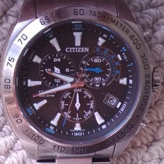 シチズン(CITIZEN)のCITIZEN ATTESA ATP53-3032エコドライブ チタン製(腕時計(アナログ))