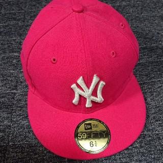 ニューエラー(NEW ERA)のニューエラ★キャップ【53.9センチ】(帽子)