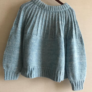 DOUBLE STANDARD CLOTHING - 未使用!去年AW ダブスタ ニット