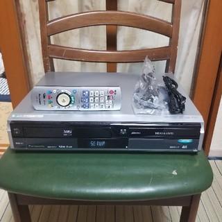 Panasonic - 希少!完動美品!パナソニックVHS/HDD/DVDレコーダDMR-XP21V