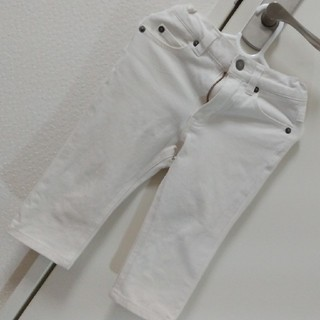 ニッセン(ニッセン)の子供服 パンツ  ジーンズ 短パン  110(パンツ/スパッツ)