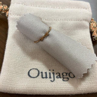 Ouijago ピンキーリング(リング(指輪))
