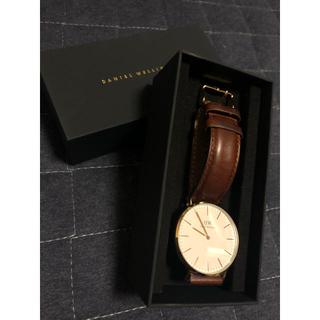 ダニエルウェリントン(Daniel Wellington)のDANIEL WELLINGTON 0106DW 40mm(腕時計(アナログ))