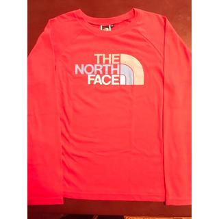 ザノースフェイス(THE NORTH FACE)のノースフェイス  North Face 長袖Tシャツ ロンT キッズ用(Tシャツ/カットソー)