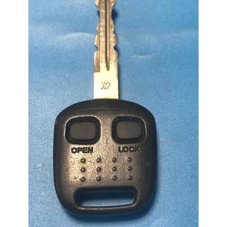 スバル(スバル)のスバル純正キーレスリモコン2ボタン 周波数の動作確認済み(車種別パーツ)