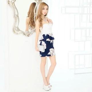 デイジーストア(dazzy store)のキャバ嬢 ドレス ワンピース キャバドレス ナイトドレス タイト 大人 キャバ(ミニドレス)