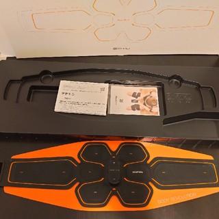 シックスパッド(SIXPAD)のシックスパッド アブズベルト ジェルパッド付き(トレーニング用品)