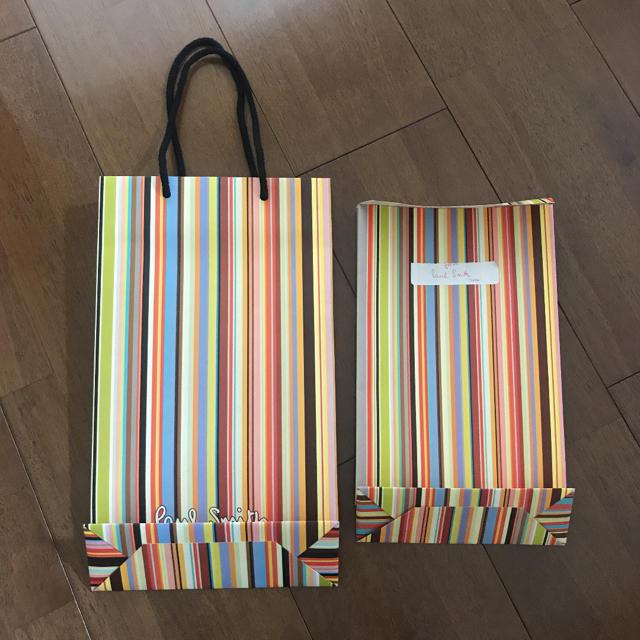 Paul Smith(ポールスミス)のポールスミス ショップバッグ レディースのバッグ(ショップ袋)の商品写真