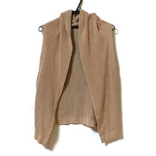 ダブルスタンダードクロージング(DOUBLE STANDARD CLOTHING)のダブルスタンダードクロージング ベスト F(ベスト/ジレ)