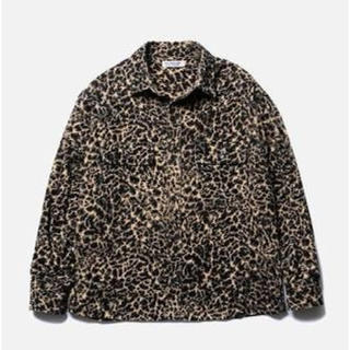 クーティー(COOTIE)のCOOTIE / Corduroy Leopard CPO Jacket(シャツ)