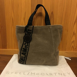 Stella McCartney - ステラマッカートニー ボア トートバック