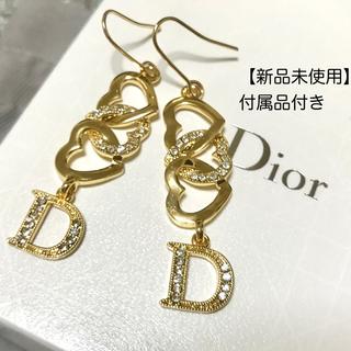 Dior - 【新品未使用】Dior ディオール ピアス