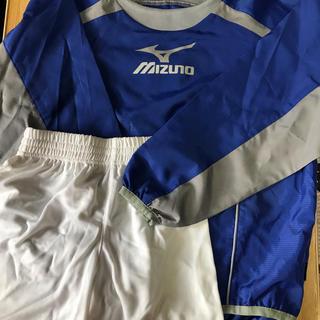 ミズノ(MIZUNO)のサッカーウェア子供140ウインドブレーカー(ジャケット/上着)