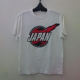 ミズノ(MIZUNO)のアイスホッケー 日本代表(旧) Tシャツ(Tシャツ/カットソー(半袖/袖なし))