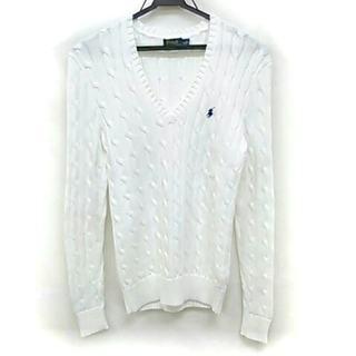 POLO RALPH LAUREN - ポロラルフローレン 長袖セーター S160/84A
