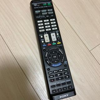 SONY - SONY 学習リモコン RM-PLZ430D