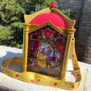 Disney - 美女と野獣 ポップコーン バケット ディズニー ファンタジーランド ベル