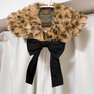 ジェーンマープル(JaneMarple)のジェーンマープル ファー 襟(マフラー/ショール)