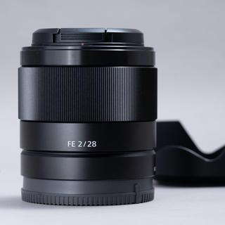 SONY - SEL28F20 FE 28mmF2