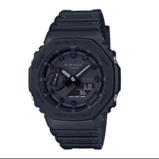 ジーショック(G-SHOCK)のCASIO G-SHOCK GA-2100-1A1JF カシオ G-ショック(腕時計(デジタル))