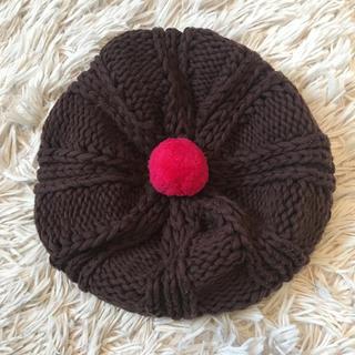 babyGAP - baby Gap ポンポン付きベレー帽