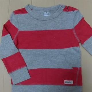 ギャップ(GAP)のゆみ様専用 GAP 90センチ長袖T シャツ 80センチ長ズボンセット(Tシャツ/カットソー)