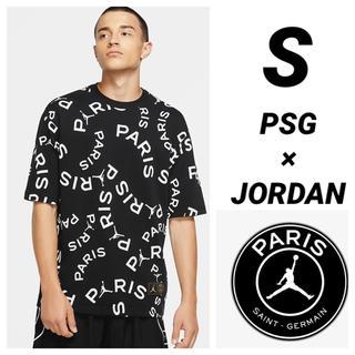NIKE - PSG JORDAN NIKE 半袖Tシャツ Sサイズ(USサイズ)