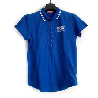 カステルバジャック(CASTELBAJAC)のカステルバジャック 半袖ポロシャツ 2 M(ポロシャツ)