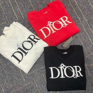 ディオール(Dior)のさつきさん 専用【白色のM 】(トレーナー/スウェット)