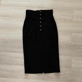 snidel - snidelのタイト膝下スカート