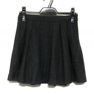 グレースコンチネンタル(GRACE CONTINENTAL)のグレースコンチネンタル ミニスカート 36 S(ミニスカート)