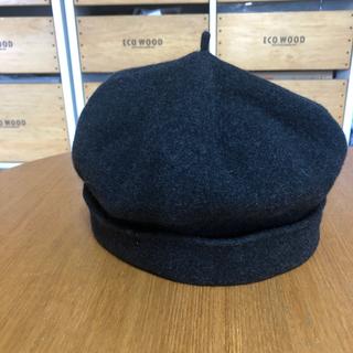 アニエスベー(agnes b.)のアニエスベーベレボー(ハンチング/ベレー帽)