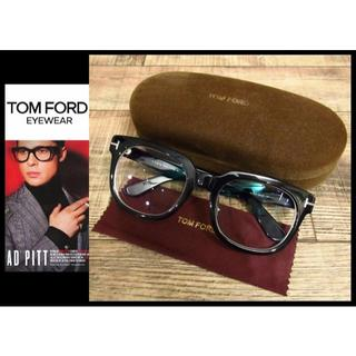 TOM FORD - イタリア製 トムフォード TF5179 01B 黒縁 眼鏡 メガネ サングラス