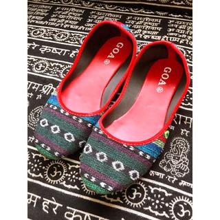 ゴア(goa)のあいこ様 専用  アジアン雑貨 靴 (サンダル)