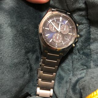 シチズン(CITIZEN)の【未使用】シチズン ソーラー腕時計(腕時計(アナログ))