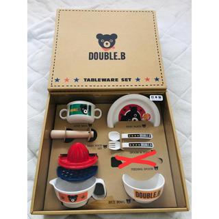 ミキハウス(mikihouse)の離乳食 調理器具 食器セット(離乳食器セット)