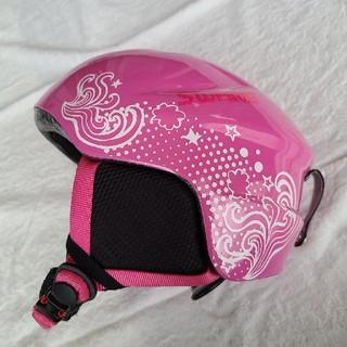 スワンズ(SWANS)のジュニアスキーヘルメット(その他)