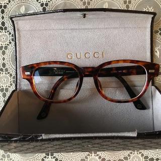 Gucci - グッチ眼鏡 ケース付き