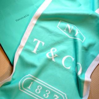 ティファニー(Tiffany & Co.)のティファニー vip限定 スポーツタオル タオル タンブラー(タオル/バス用品)