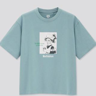 UNIQLO - ユニクロ ザ・ブランズ UT グラフィックTシャツ メンソレータム