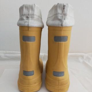 ムジルシリョウヒン(MUJI (無印良品))の《追加写真》無印良品 長靴 20〜21cm  (長靴/レインシューズ)