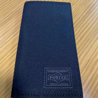 ポーター(PORTER)のPorter DILL iPhone 11Pro用手帳型ケース(iPhoneケース)