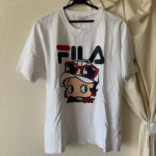 フィラ(FILA)の✨FILA✨ ベティTシャツ(Tシャツ(半袖/袖なし))