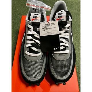 "26.0cm Sacai × Nike LDWaffle ""Black"" (スニーカー)"