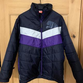PUMA - プーマ 中綿コート 150 美品