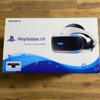 プレイステーションヴィーアール(PlayStation VR)のPlayStation VR PlayStation Camera同梱(家庭用ゲーム機本体)